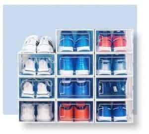 Best XL men's shoe storage