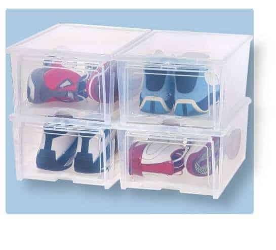Best big shoe storage box