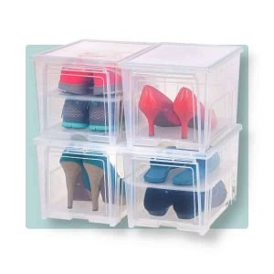 Iris shoe storage for women