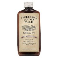 chamberlains leather milk conditioner