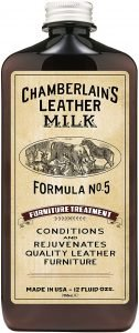 milk leather conditioner for shoes