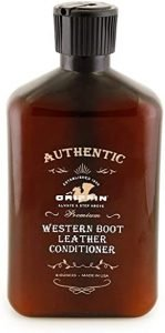 western boot leather conditioner
