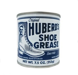 shoe grease for leather boots